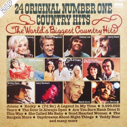 24 Original Number One Country Hits (2LP)