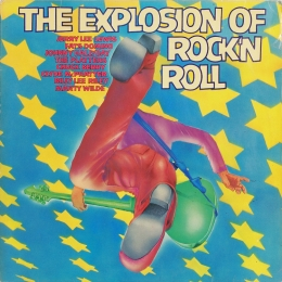 Various ‎– The Explosion Of Rock'N Roll (2LP)