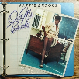 Pattie Brooks ‎– Our Ms. Brooks (LP)
