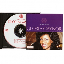 Gloria Gaynor ‎– I Will Survive (CD)