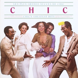 Chic ‎– Les Plus Grands Succes De Chic (LP)