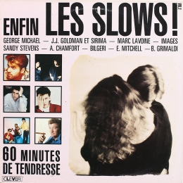 Various ‎– Enfin Les Slows! Volume 2 (LP)