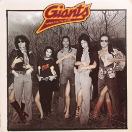Giants – Thanks For The Music (LP)