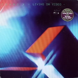 Trans-X ‎– Living On Video (LP)
