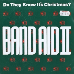 Band Aid II ‎– Do They Know It's Christmas?