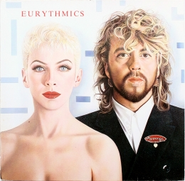 Eurythmics ‎– Revenge (LP)