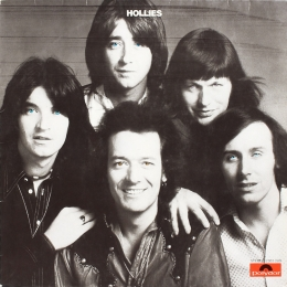 The Hollies ‎– Hollies (LP)
