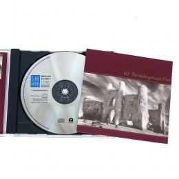 U2 ‎– The Unforgettable Fire (CD)