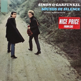 Simon & Garfunkel ‎– Sounds Of Silence (LP)