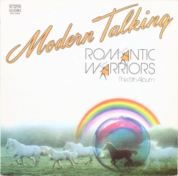 Modern Talking ‎– Romantic Warriors (LP)