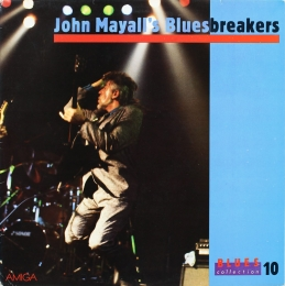 John Mayall's Bluesbreakers (LP) наско