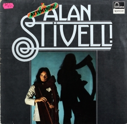 Alan Stivell ‎– Attention! (LP)