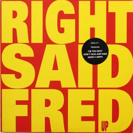 Right Said Fred ‎– Up (LP)