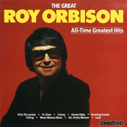 Roy Orbison ‎– All-Time Greatest Hits (LP)