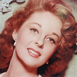 Susan Hayward ‎– With A Song In My Heart (LP)
