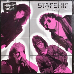Starship ‎– No Protection (LP) НОВ