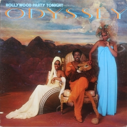Odyssey ‎– Hollywood Party Tonight (LP)