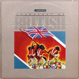 Various ‎– Anthology Of British Rock... (2LP)