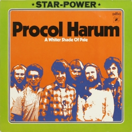 Procol Harum ‎– A Whiter Shade Of Pale (LP)