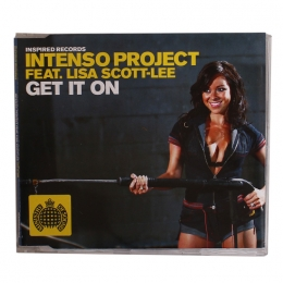 Intenso Project Feat. Lisa ‎– Get It On (CD)