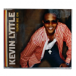 Kevin Lyttle ‎– Turn Me On (CD)