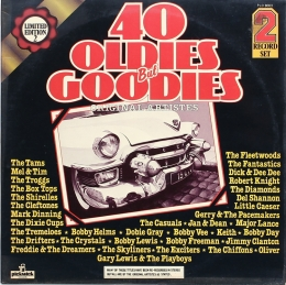 Various ‎– 40 Oldies But Goodies (2LP)