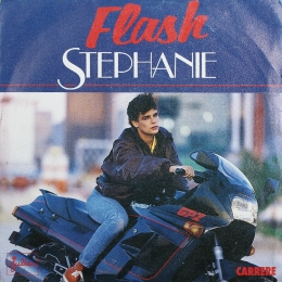 Stephanie ‎– Flash (SP)
