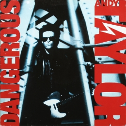 Andy Taylor ‎– Dangerous (LP)