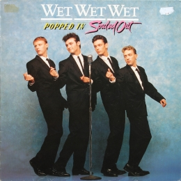 Wet Wet Wet ‎– Popped In Souled Out (LP)
