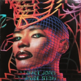 Grace Jones ‎– Inside Story (LP)