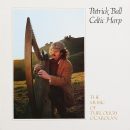Patrick Ball ‎– Celtic Harp (LP)