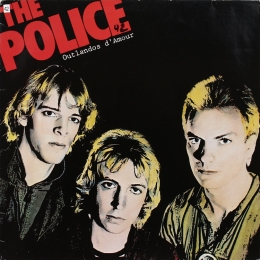 The Police ‎– Outlandos D'Amour (LP)