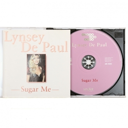 Lynsey De Paul ‎– Sugar Me (CD)*