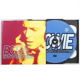 David Bowie ‎– The Singles Collection (2CD)