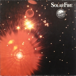 Manfred Mann's Earthband ‎– Solar Fire (LP)