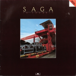 Saga – In Transit (LP)