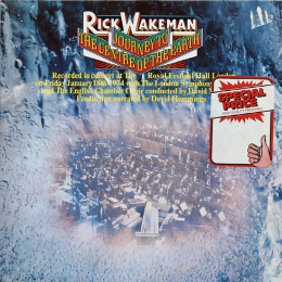 Rick Wakeman ‎– Journey To... (LP)