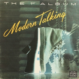 Modern Talking ‎– The 1st Album (LP)