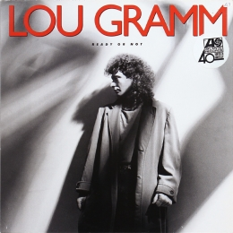 Lou Gramm ‎– Ready Or Not (LP)