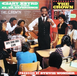 Gary Byrd – The Crown (Special Long-Mix) (EP)