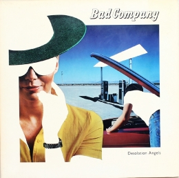 Bad Company ‎– Desolation Angels (LP)