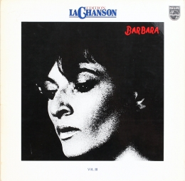 Barbara ‎– Edition La Chanson Vol. III (LP)
