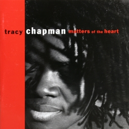 Tracy Chapman ‎– Matters Of The Heart (CD)