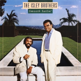 The Isley Brothers ‎– Smooth Sailin' (LP)