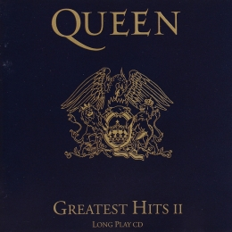 Queen ‎– Greatest Hits II (CD)