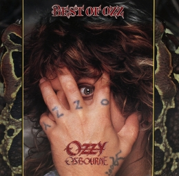 Ozzy Osbourne ‎– Best Of Ozz (CD)
