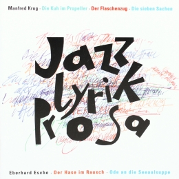 Various ‎– Jazz - Lyrik - Prosa (CD)