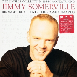 Jimmy Somerville ‎– The Singles Collection