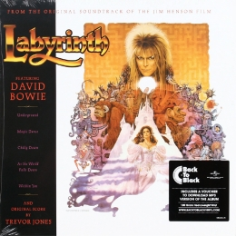 David Bowie, Trevor Jones ‎– Labyrinth (LP)