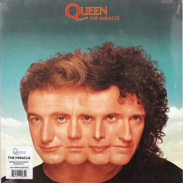 Queen ‎– The Miracle (LP)